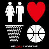 HITH WE♥BASKETBALL
