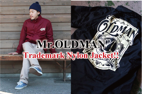 Mr.OLDMAN Jacket