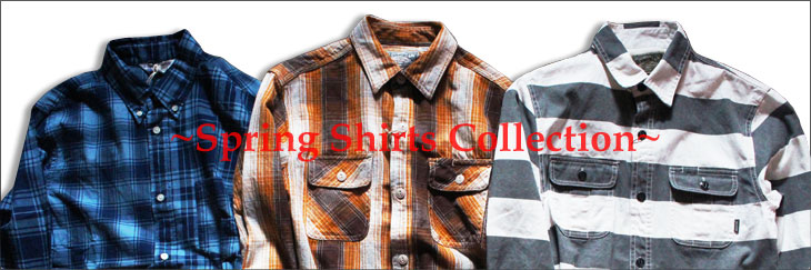 Spring Shirts Collection