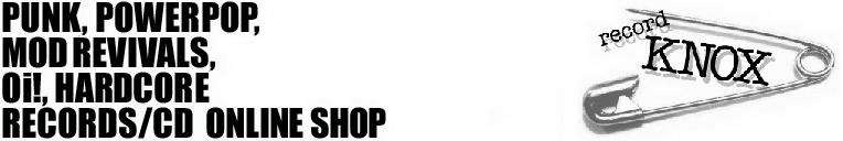 record KNOX online shop