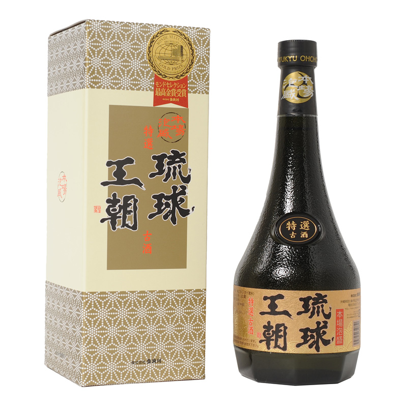 Ryukyu Dynasty specially selected old awamori
