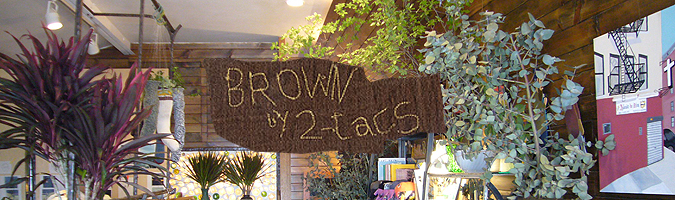 BROWN by 2-tacs