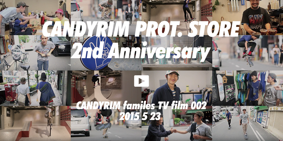 CANDYRIM familes TV - film 002