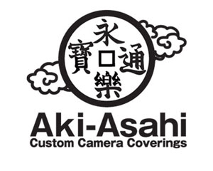 Aki-Asahi Custom Camera Coverings