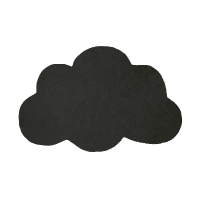 <img class='new_mark_img1' src='https://img.shop-pro.jp/img/new/icons16.gif' style='border:none;display:inline;margin:0px;padding:0px;width:auto;' />60%OFF Nuage black rug(ブラック)