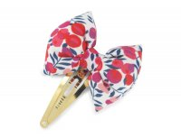 <img class='new_mark_img1' src='//img.shop-pro.jp/img/new/icons1.gif' style='border:none;display:inline;margin:0px;padding:0px;width:auto;' />Kids Liberty hair Clip Wiltshire rouge