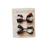 <img class='new_mark_img1' src='https://img.shop-pro.jp/img/new/icons1.gif' style='border:none;display:inline;margin:0px;padding:0px;width:auto;' />wood stock london MINI BOW CLIPS - CLOUDS