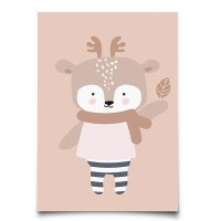 <img class='new_mark_img1' src='//img.shop-pro.jp/img/new/icons1.gif' style='border:none;display:inline;margin:0px;padding:0px;width:auto;' />Post card winter deer