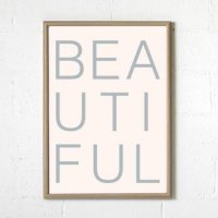 <img class='new_mark_img1' src='https://img.shop-pro.jp/img/new/icons1.gif' style='border:none;display:inline;margin:0px;padding:0px;width:auto;' />Beautiful Blush Poster  A3