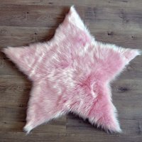 <img class='new_mark_img1' src='https://img.shop-pro.jp/img/new/icons16.gif' style='border:none;display:inline;margin:0px;padding:0px;width:auto;' />限定sale!FUR RUG STAR PINK