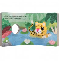 <img class='new_mark_img1' src='//img.shop-pro.jp/img/new/icons52.gif' style='border:none;display:inline;margin:0px;padding:0px;width:auto;' />finger puppet book baby tiger