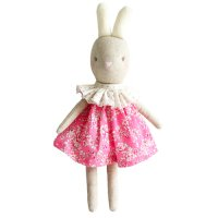 <img class='new_mark_img1' src='//img.shop-pro.jp/img/new/icons1.gif' style='border:none;display:inline;margin:0px;padding:0px;width:auto;' />BABY  BUNNY  pink dress 30cm
