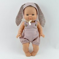 <img class='new_mark_img1' src='https://img.shop-pro.jp/img/new/icons52.gif' style='border:none;display:inline;margin:0px;padding:0px;width:auto;' />Paola Reina doll bunny set