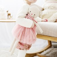 <img class='new_mark_img1' src='//img.shop-pro.jp/img/new/icons1.gif' style='border:none;display:inline;margin:0px;padding:0px;width:auto;' />LINEN CAT DOLL 48CM BLUSH