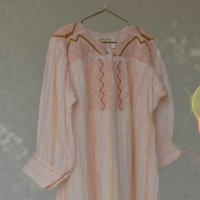 <img class='new_mark_img1' src='https://img.shop-pro.jp/img/new/icons16.gif' style='border:none;display:inline;margin:0px;padding:0px;width:auto;' />40%off minina loves pink tunic dress