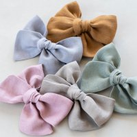 <img class='new_mark_img1' src='https://img.shop-pro.jp/img/new/icons1.gif' style='border:none;display:inline;margin:0px;padding:0px;width:auto;' />fabric bow lino 3color