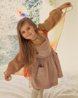 <img class='new_mark_img1' src='https://img.shop-pro.jp/img/new/icons1.gif' style='border:none;display:inline;margin:0px;padding:0px;width:auto;' />Sarah's Silks Fairy Wings in Desert
