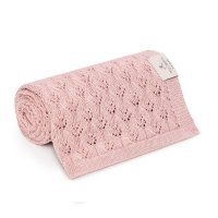 <img class='new_mark_img1' src='https://img.shop-pro.jp/img/new/icons1.gif' style='border:none;display:inline;margin:0px;padding:0px;width:auto;' />mymemi bamboo blanket powder pink-openwork