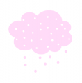 <img class='new_mark_img1' src='https://img.shop-pro.jp/img/new/icons12.gif' style='border:none;display:inline;margin:0px;padding:0px;width:auto;' />Iron-on application nuage rose