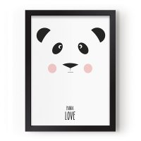 <img class='new_mark_img1' src='https://img.shop-pro.jp/img/new/icons12.gif' style='border:none;display:inline;margin:0px;padding:0px;width:auto;' />Poster  Panda love