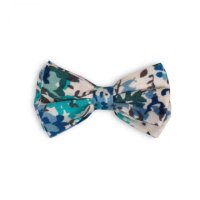 Troizenfants Hair clip Blue flower