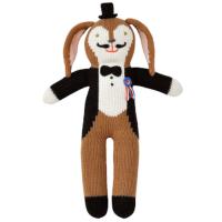 blabla kids knit doll Balthazar Magician Bunny