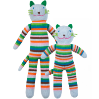 40%OFF blabla kids knit doll Sandwich Cat