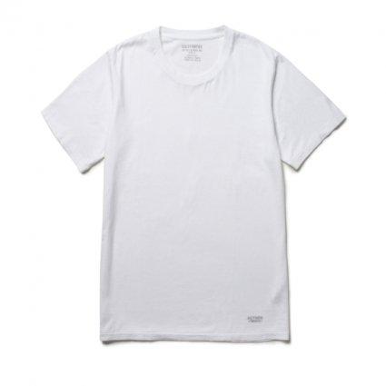 WACKO MARIA (ワコマリア)|スペリオル2パックTシャツ(クルーネック) 写真3 クリックで拡大します