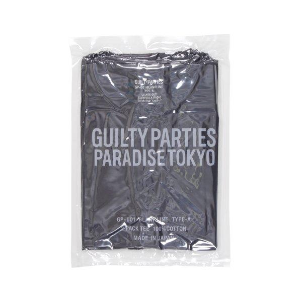 商品名 WACKO MARIA (ワコマリア)|スペリオル2パッククルーネックTシャツ(BLK)  品番 GP01-BLANKLINE-TYPE-A BLK