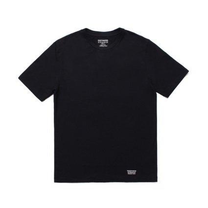 商品名 WACKO MARIA (ワコマリア)|スペリオル2パッククルーネックTシャツ(BLK) 品番 GP01-BLANKLINE-TYPE-A BLK画像2