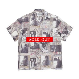 WACKO MARIA (ワコマリア) | JEAN-MICHEL BASQUIAT / HAWAIIAN SHIRT(TYPE-2) 21春夏 品番BASQUIAT-WM-HI05