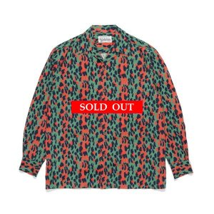 WACKO MARIA (ワコマリア) | HAWAIIAN SHIRT L/S (TYPE-2)GRN 21SSE