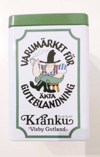 ゴットランド島からやって来た ギュテブレンドティー  by Kränku 新発売20%OFFキャンペーン実施中❣
