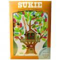 365日を木の上の鳥達と一緒に!Sukie 万年カレンダー(クロニクル・ブックス)※チャリティー
