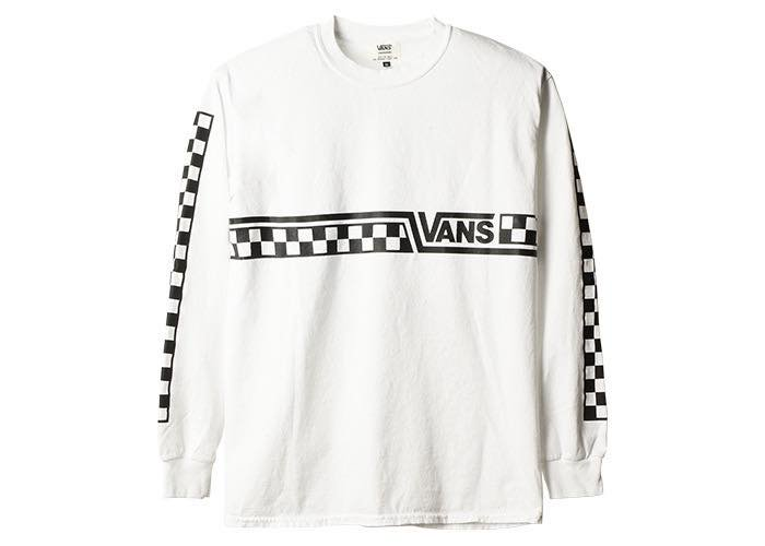 【SALE】VANS × SD Checker Logo LS