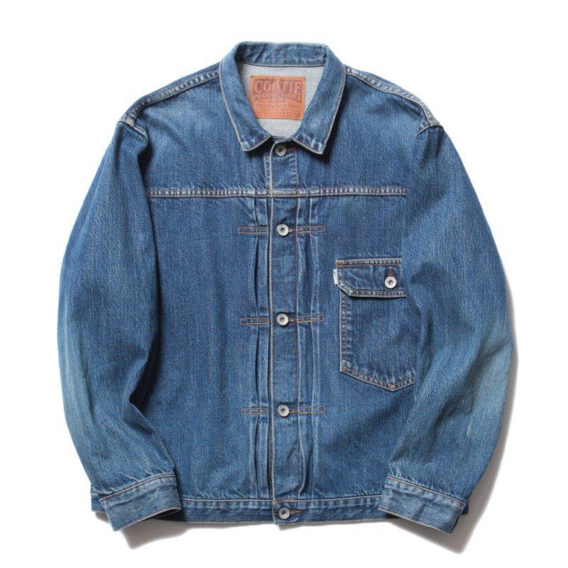【ラスト1点】 Type 1 Denim Jacket (Used Wash)