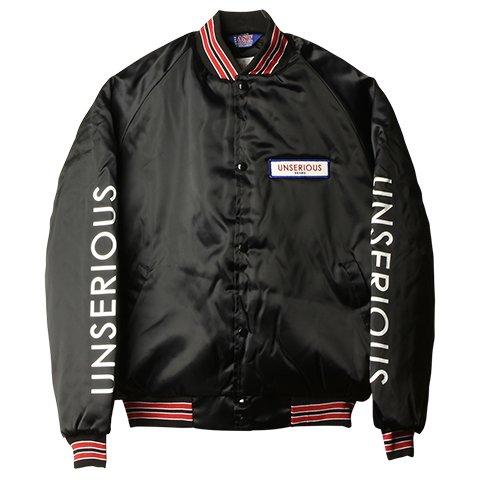 【ラスト1点】UNSERIOUS Baseball Jacket