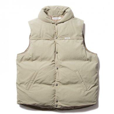 Oversized Down Vest