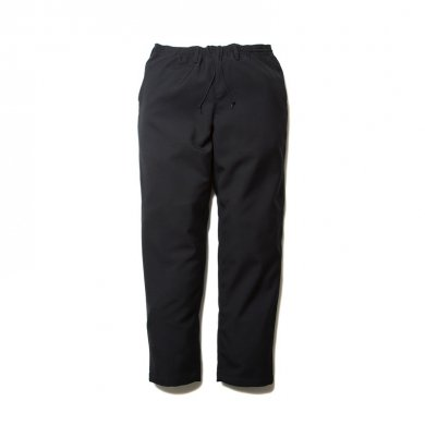 Wool Serge Track Pants