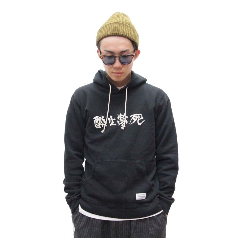 【ラスト1点 (S) 】PULLOVER HOODED SWEAT SHIRTS ( TYPE-2)