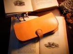 サドルレザーの長財布