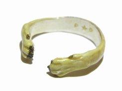 オオカミ リング Palnart Poc パルナートポック メール便 送料無料 カワイイ 肉球 指輪 アニマル 動物 おしゃれ 誕生日 プレゼント 女性 雑貨
