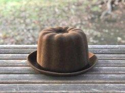 カヌレ ハット【KENT HAT / ケントハット】受注生産 かわいい 帽子 プレゼント 誕生日 お祝い 女子 女性 20代 30代 お洒落