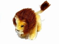 ヴィンテージ ライオンのぬいぐるみ 【 Schuco / シューコ 】1950年代 ライオン ビンテージ トイ アンティーク かわいい アニマル 動物
