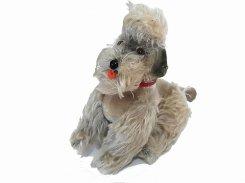 ヴィンテージ プードル ぬいぐるみ 【 Steiff / シュタイフ 】1958年代 ビンテージ ドッグ トイ アンティーク 犬 かわいい インテリア 置物