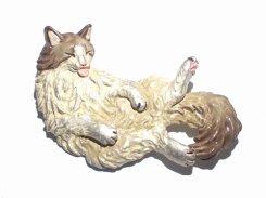 メインクーン ブローチ 【 Palnart Poc パルナートポック 】【メール便送料無料】アクセサリー 猫 メインクーン ネコ キャット 誕生日 プレゼント 女性 雑貨 かわいい