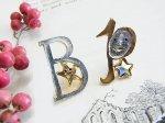 フィロテクナス ピアス【Palnart Poc/パルナートポック Brough Superior/ブラフシューぺリア】アルファベット 顔 カワイイ アクセサリー【ゆうメール送料無料】