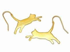『 唐草猫 リング 』【 林檎屋 】【 メール便 送料無料 】 シルバーアクセサリー 指輪 ねこ ネコ キャット 動物 アニマル どうぶつ クール かわいい おしゃれ