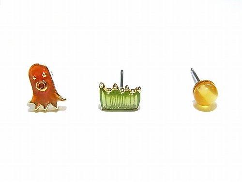 今日のお弁当 ピアス 【Luccica/ルチカ】【ゆうメール送料無料】タコ ウインナー バラン フード カワイイ キュート アクセサリー レディー…