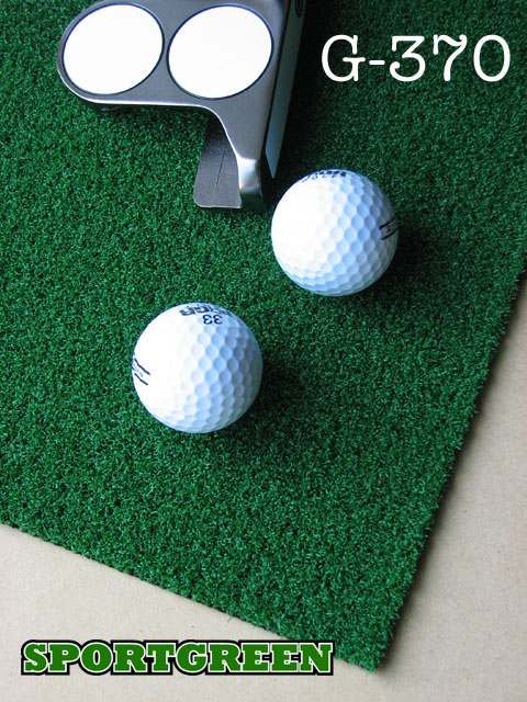 ゴルフ用人工芝[G-370]91cmx6m  【日本製】 の画像
